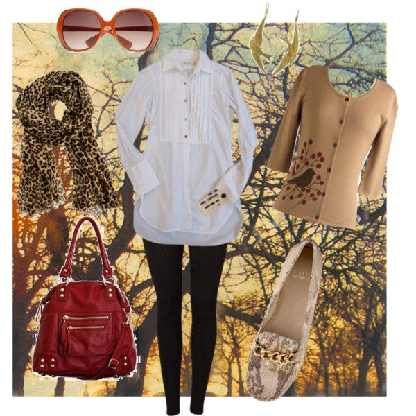 Hello Birdie, created by mllemelanie on Polyvore