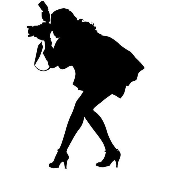 Free Image On Pixabay Photographer Isolated Silhouette If You Find This Image Useful You Can Make A Donation T Silhouette Art Silhouette Camera Drawing
