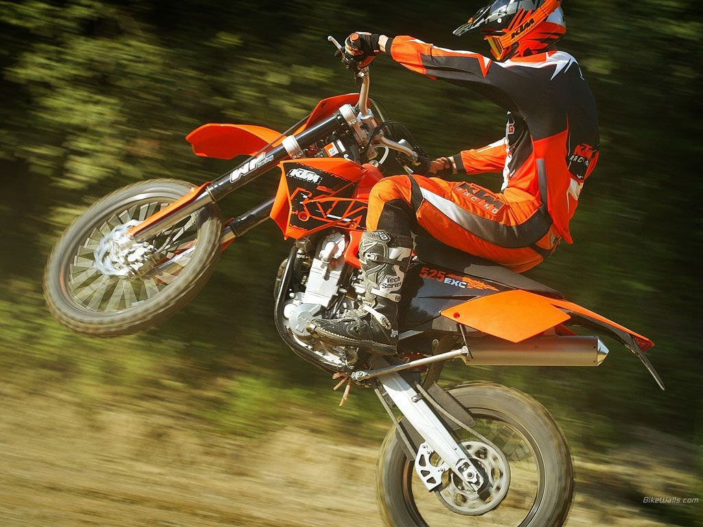 Ktm 525 Exc Racing 1024 X 768 Wallpaper Ktm 525 Exc Ktm Orange Revolution Download ktm exc wallpapers images