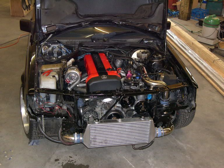 190e 2 6 engine swap - Mercedes-Benz Forum | Mercedes Engine Swaps