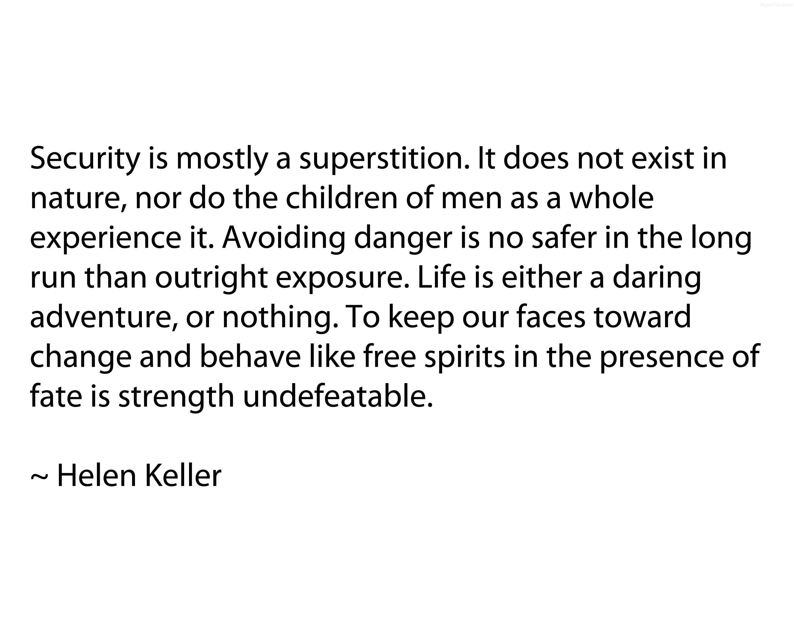 Quotes About Security Google Image Result For Httpbytefulmediad41973Helen