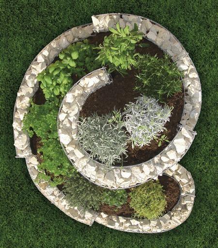 Das Spiralhochbeet Ein Blickfang Fur Jeden Garten Outdoor Decor Decor