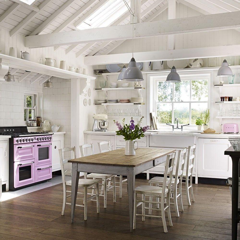110cm pink range cooker tr4110ro in kitchen home hamptons decor pink kitchen on kitchen decor pink id=12469