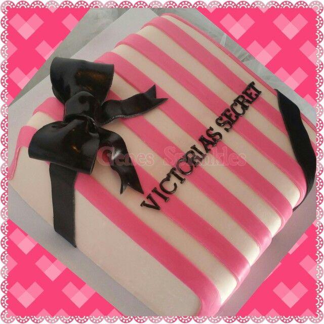 15th Birthday Cakes, Victoria Secret Cake, Victoria