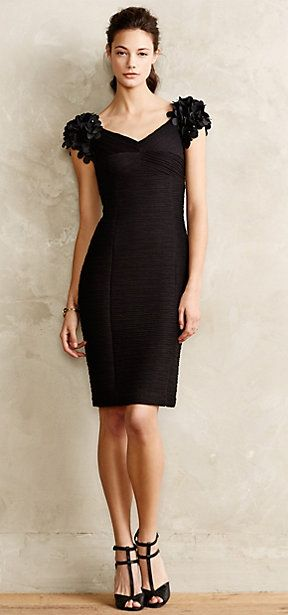 d8234d6c2b17 Viala Pencil Dres | Anthropologie | christmas holiday party dress ...