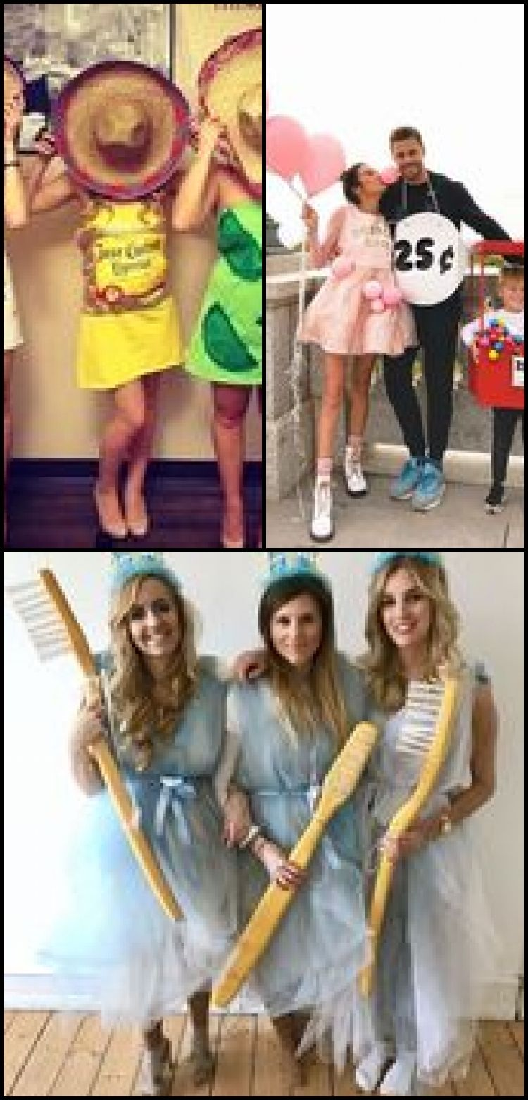 23 DIY Halloween Costumes So Clever Youll Be Mad You Didnt Think Of It First