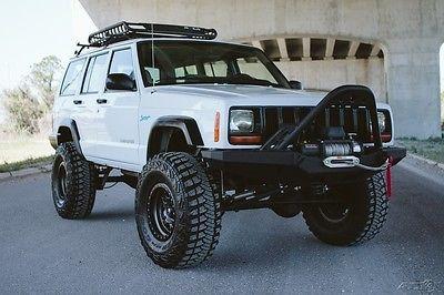 1998 Jeep Cherokee Rare Police Sport Cherokee 4x4 Low Miles