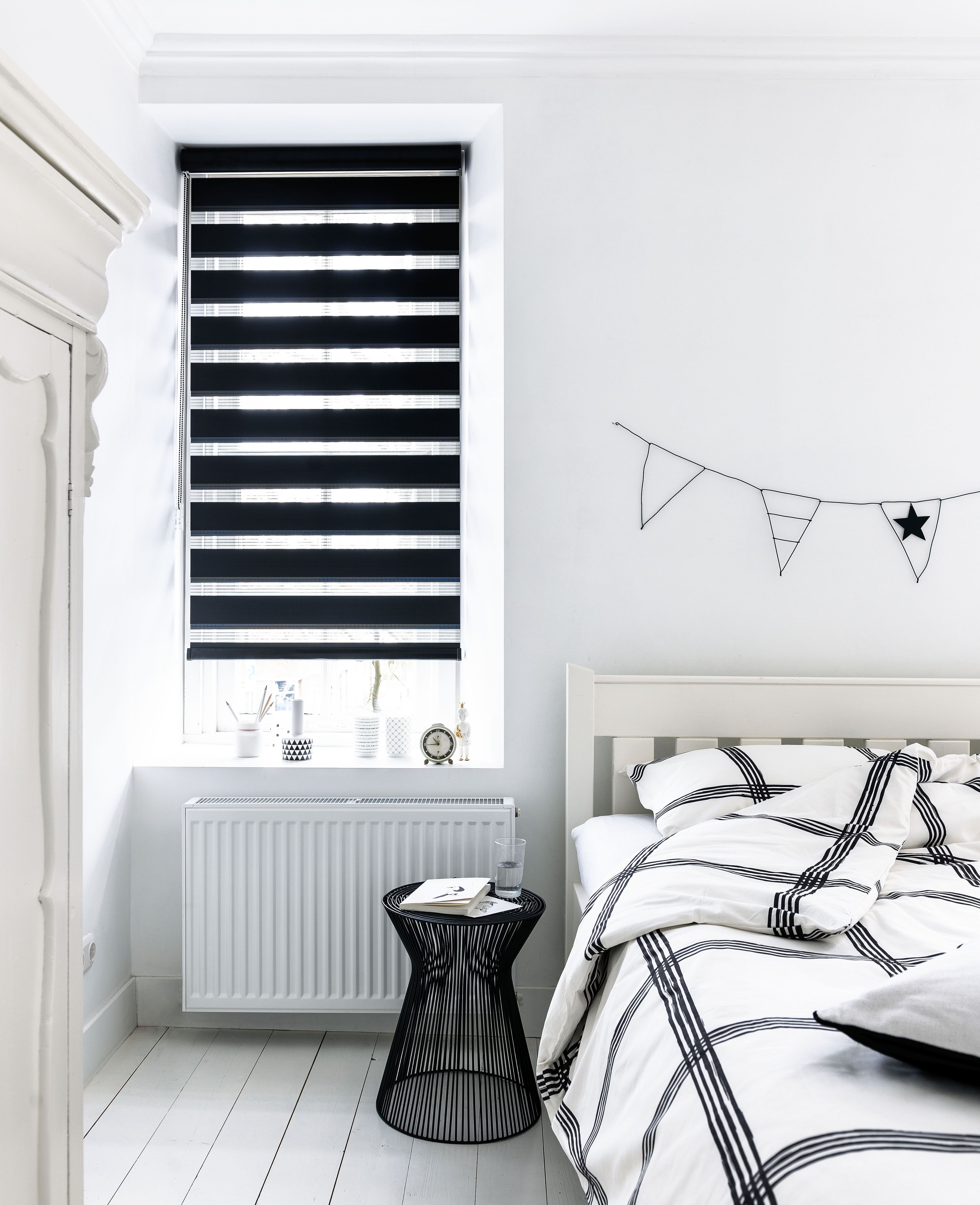 Sheer shades are innovative products that offer the privacy benefits