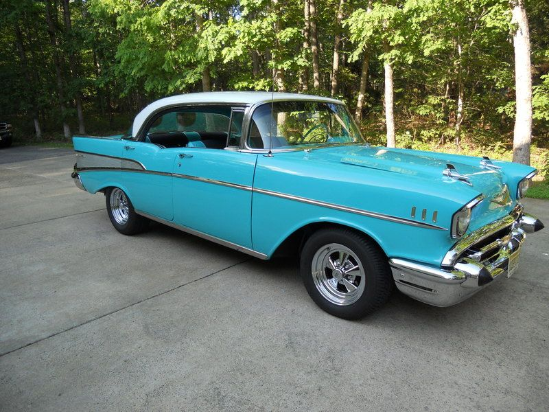 1957 Chevrolet Bel Air Just Listed Http Www Oldcaronline Com 1957 Chevrolet Bel 20air Franklinville Ne 1957 Chevrolet Classic Cars Trucks 57 Chevy Bel Air