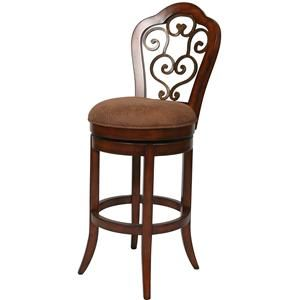 Tremendous Bar Stools Collection 30 Carmel Bar Height Swivel Stool Squirreltailoven Fun Painted Chair Ideas Images Squirreltailovenorg