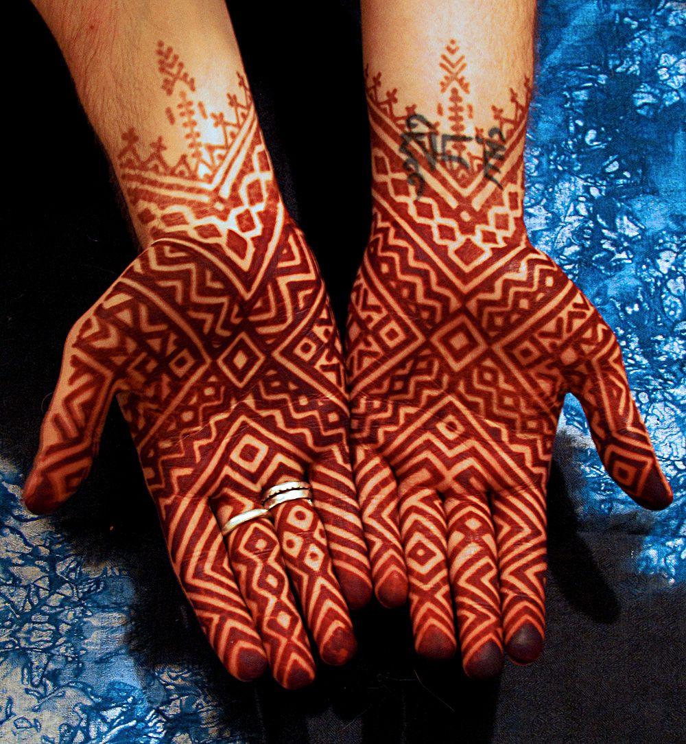 Moroccan henna vzorci pinterest mehendi moroccan henna and mehndi