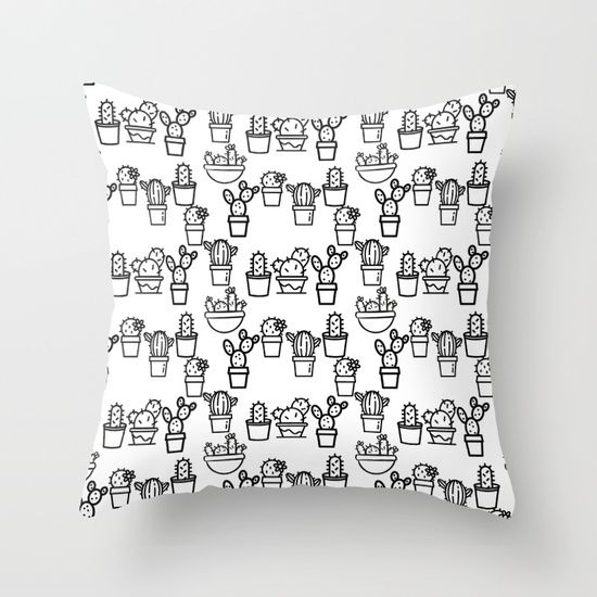 Beautiful Cactus Couch Cover