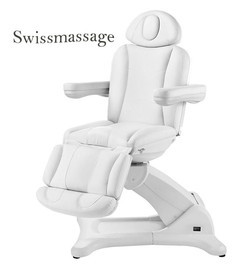 Table D Esthetique Electrique Beauty 4 Moteurs Swissmassage Table De Massage Massage Esthetique