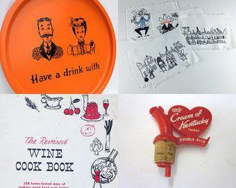 Have a Drink! by Valerie Weeks on Etsy--Pinned with TreasuryPin.com