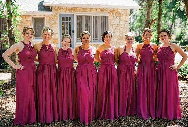 Shop Azazie Bridesmaid Dress Ginger In Chiffon Find The Perfect