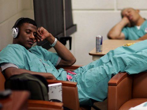 nap at work doctors