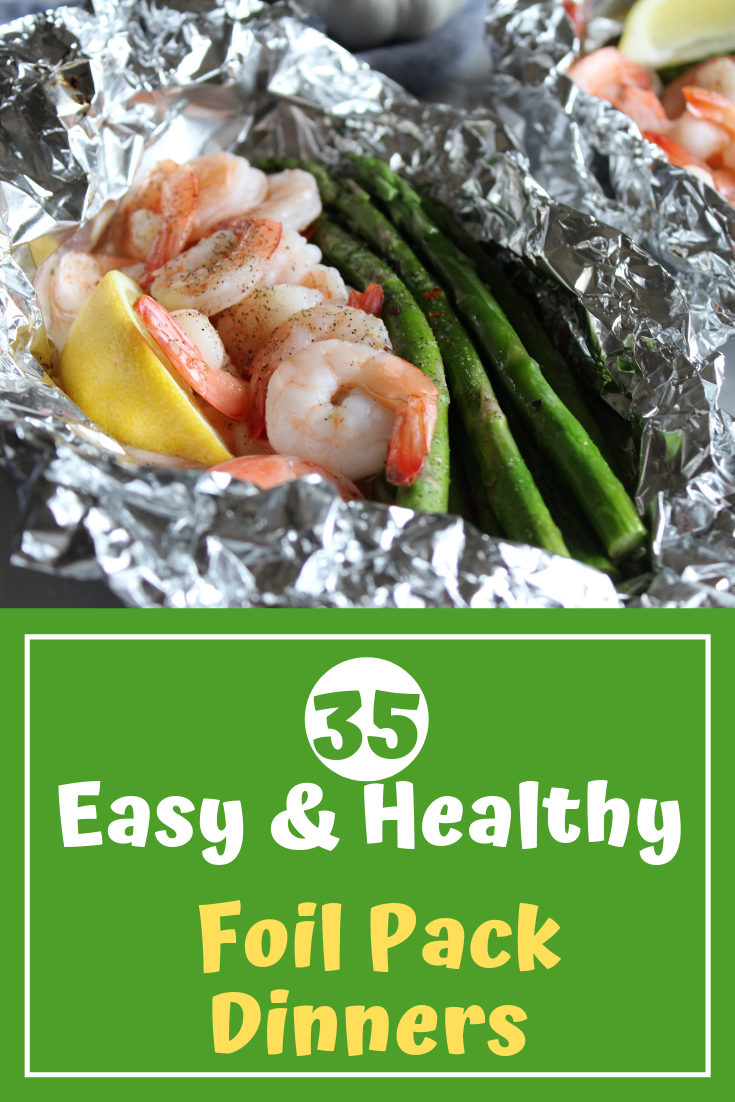 Check out these easy and low carb foil pack dinners. They are perfect for busy families who need something easy to cook AND clean up after. There are recipes for chicken, pork, beef, sausage, and fish. #foilpackdinners #ketofoilpackdinners #easydinners #lowcarbdinners #easyfamilydinners