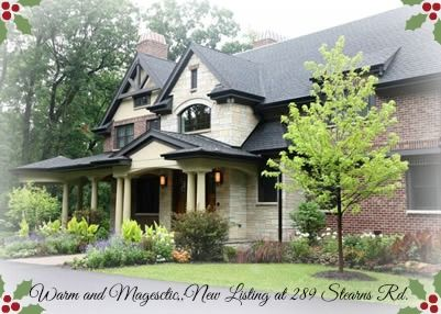 Private Residence for Sale in Lake Geneva. We just love this warm and gorgeous, majestic beauty on Stearns Road. It's a home with so much to offer the right buyer. http://michalenemelges.com/