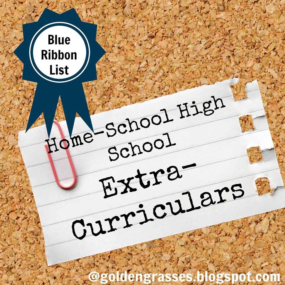 Golden Grasses Homeschool Highschool Extracurriculars Homeschool High School Homeschool High School Electives