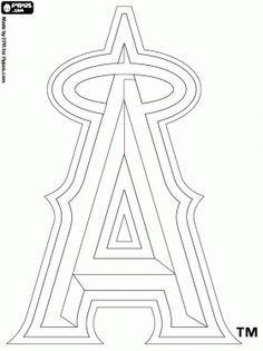 Los Angeles Angels Of Anahiem On Pinterest Angel Pictures Mlb Logos La Angels Baseball Baseball Teams Logo