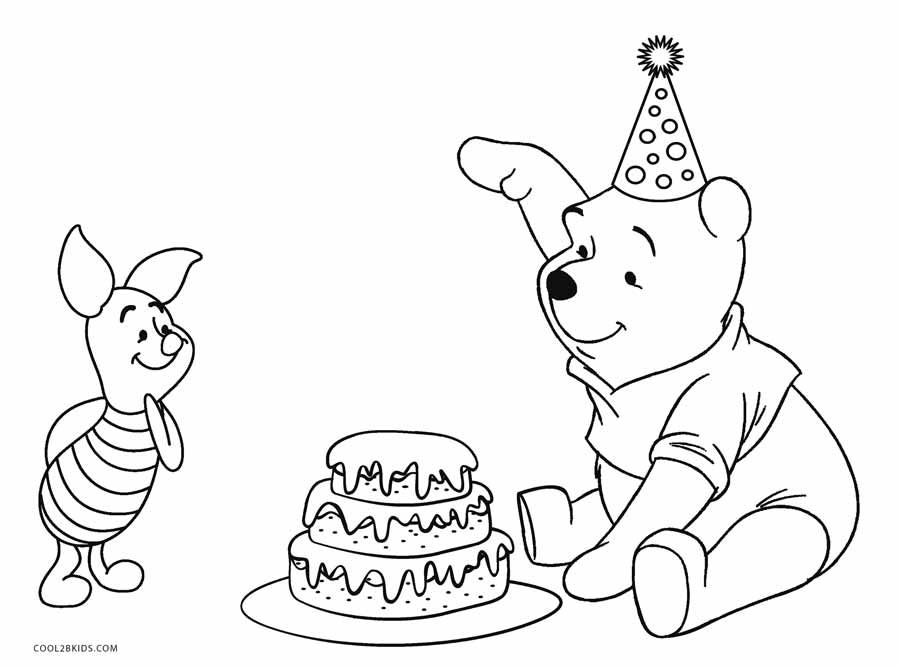 winnie the pooh birthday coloring pages jpg 900 215 666