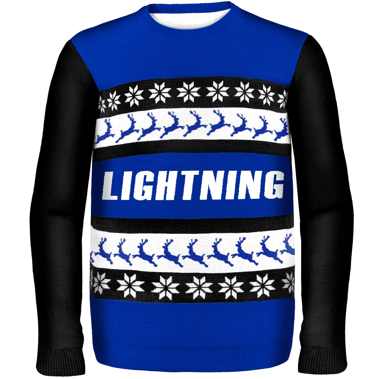 57ea6cd2 Tampa Bay Lightning One Too Many Ugly Sweater - $31.34 | Lightning ...