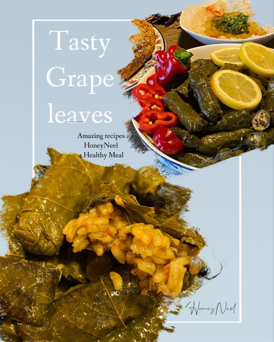 Youtube Yummy Veggie Grape Leaves ال ذ محشي ورق عنب بالخضار Recipes Healthy Recipes Delicious Healthy