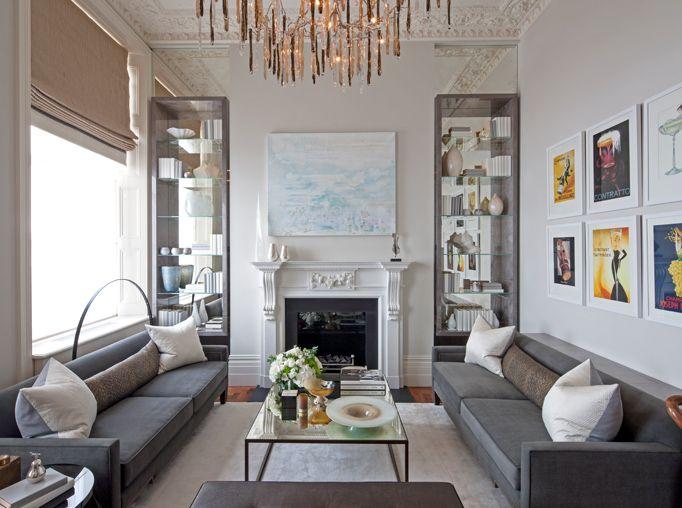 duplex show apartment london location hyde park london interior