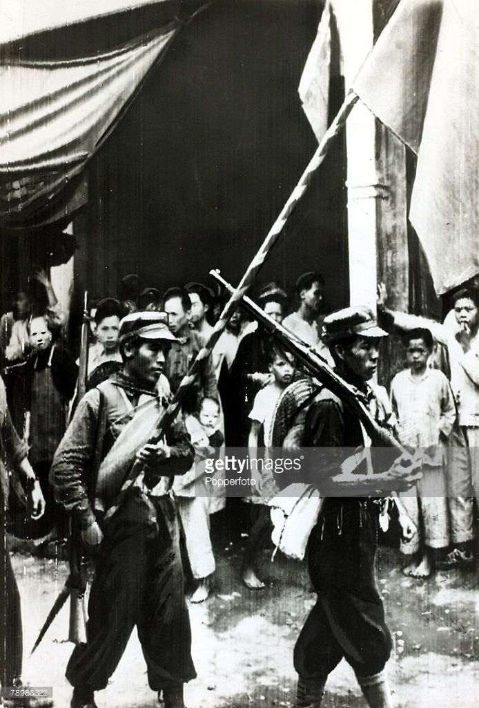 War And Conflict Chinese Civil War Pic October 1949 The