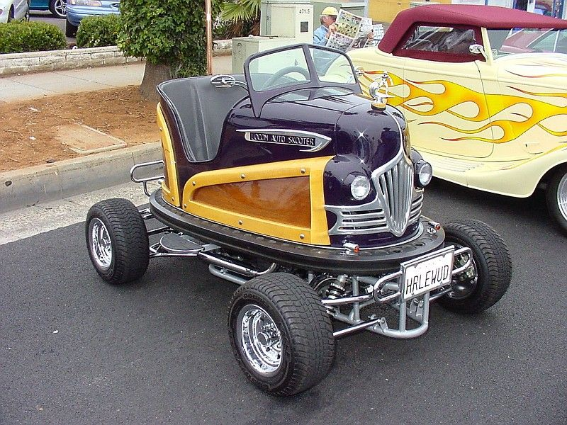 Street Legal Bumper Cars Prove World Is A Beautiful Place ...