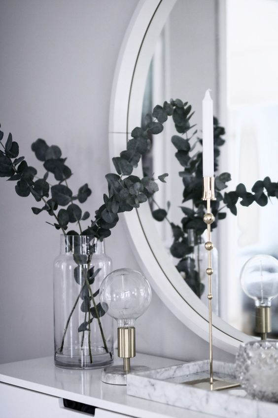 Scandinavian Christmas Decor For Your Living Room That You Can't Miss images