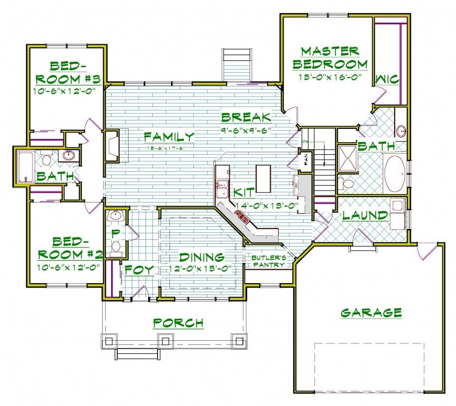 Architecture. Astounding Floor Plans For Homes With