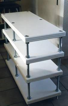 home made hifi rack meble diy m bel hifi m bel i regal. Black Bedroom Furniture Sets. Home Design Ideas