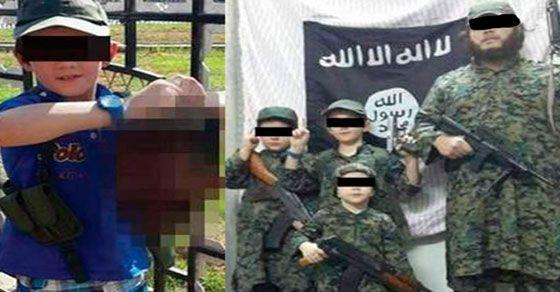 La policía francesa interroga esta semana a un niño de 8 años que dijo identificarse con los terroristas que acabaron con la vida de 17 personas.