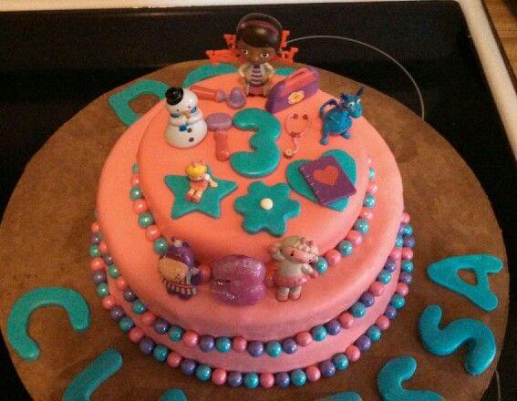 Clarissa cake I made