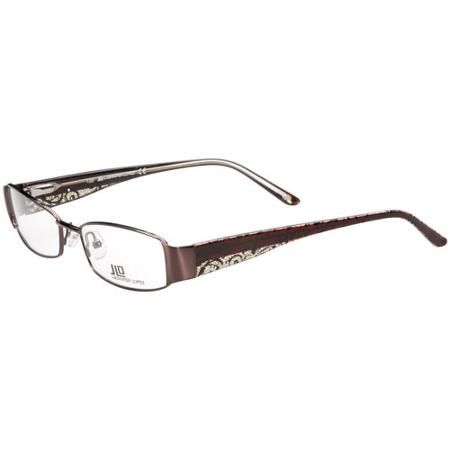 JLo Frames With Case, Brown - Walmart.com | Might actually wear ...
