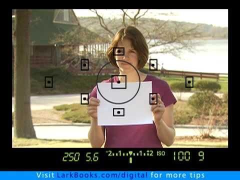 setting cab Canon xsi/450D   Mastering Manual Mode