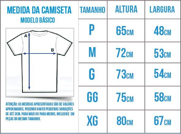 2f6728c3b KIT 05 PEÇAS - Camiseta básica poliéster branco - Camisa da Latinha Revenda