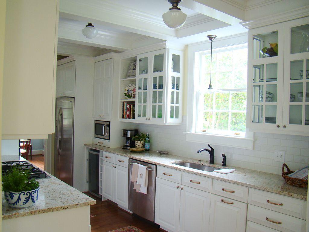 Galley Kitchen Design Kitchen pics Pinterest Galley kitchens