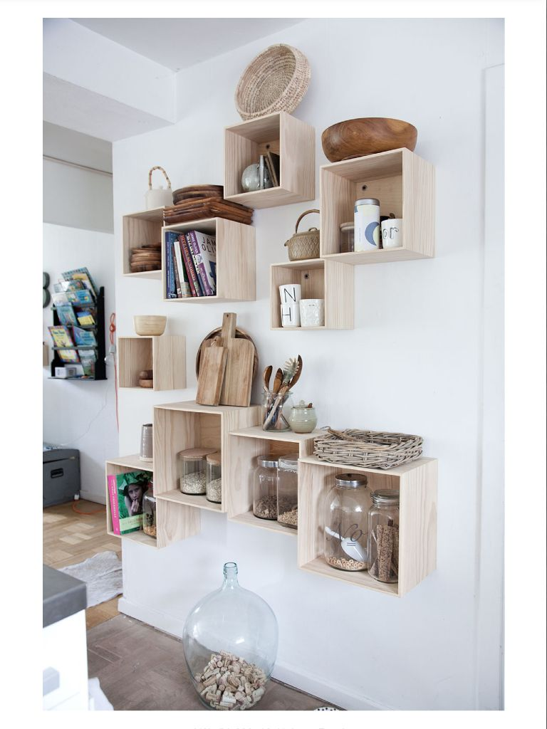 Kitchen -storage from Bloomingville | K I T C H E N | Pinterest ...
