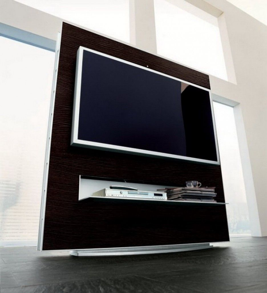 Furniture. Luxurious And Innovative Modern Tv Wall Mounting Ideas. Luxury  Elegant Furniture Interior Living
