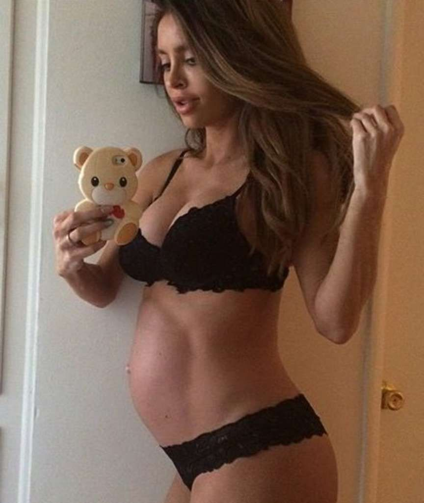 junge teen wird schwanger