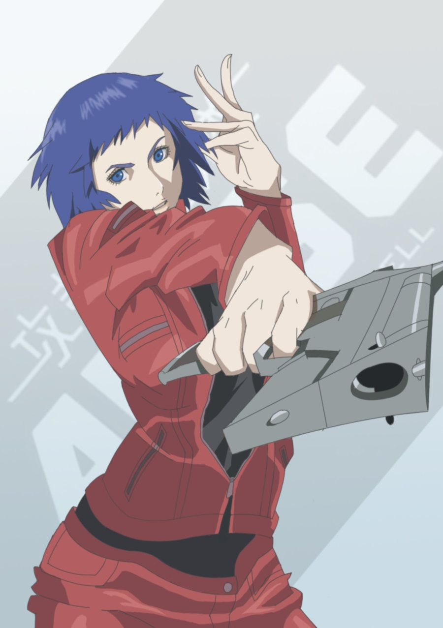 Gits Arise Motoko Kusunagi Fanart By Wayt0dawn Deviantart Com On Deviantart Ghost In The Shell Comic Art Character Poses