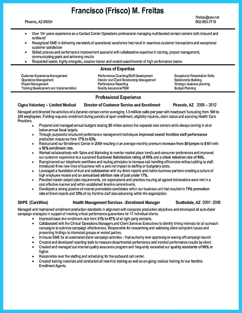 Nice Impressing The Recruiters With Flawless Call Center Resume Resume Template Examples Sample Resume Resume