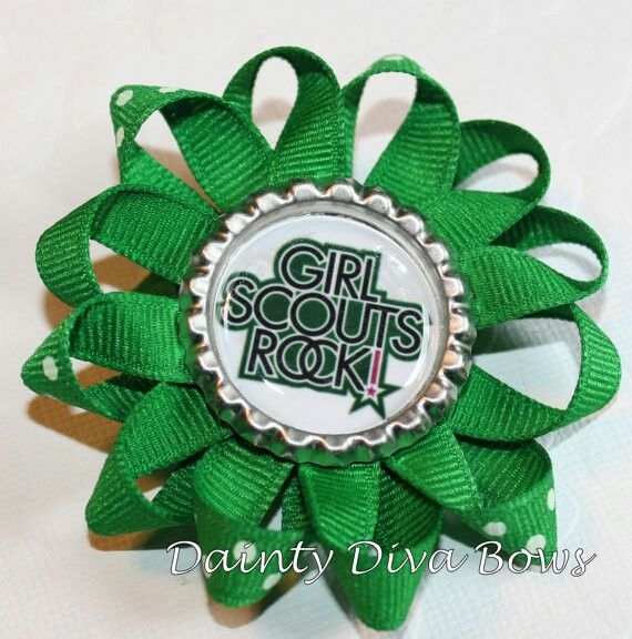 Girl Scout Bows