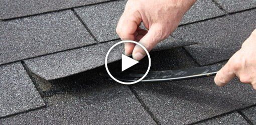 Knowing When To Replace Your Asphalt Shingle Roof By Performing A Simple Test Asphalt Roof Shingles Asphalt Roof Roof Shingles