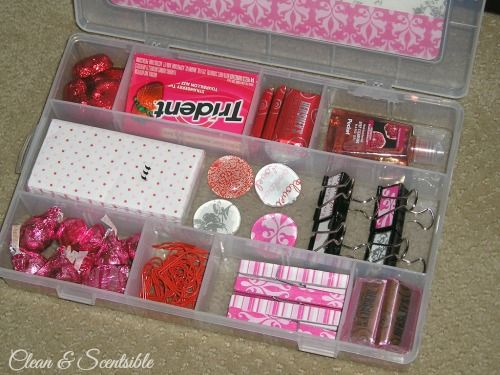this is a fun and creative valentines day teacher gift add candy and teacher supplies