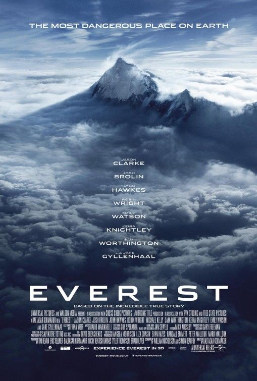 Click To View Extra Large Poster Image For Everest With Images