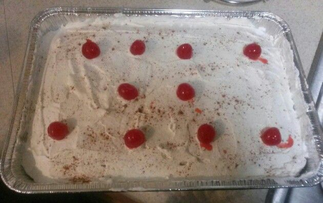 3 leches cake..