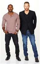 Besides being FINE, these guys are such inspirational, positive trainers!  Love them both! Bob and Dolvett!